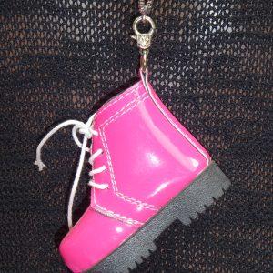 Designer-Kette Unikat Boots